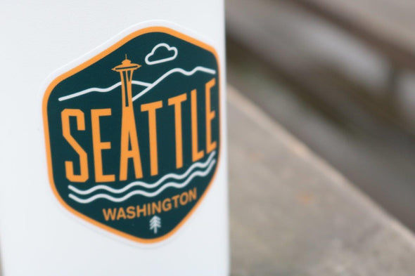 Seattle City Sticker