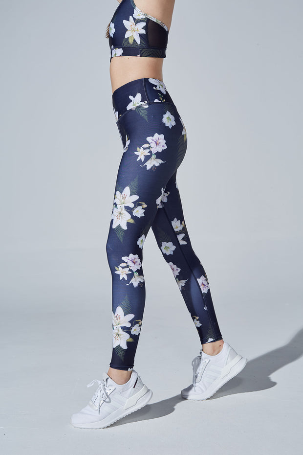 Naked Floral Pant