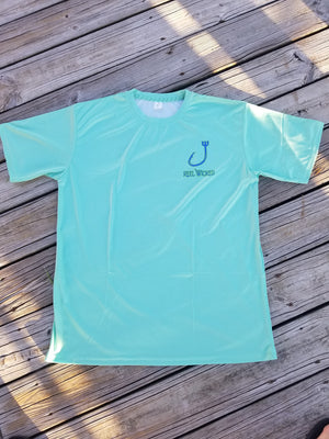 Redfish Seagreen Short Sleeve