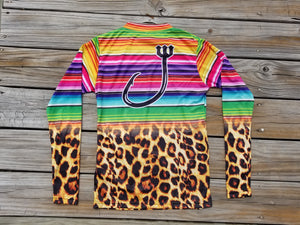 Serape/leopard Ladies