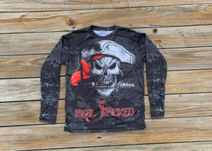 Pirate shirt ls