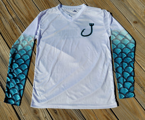 Mermaid Sleeve LS