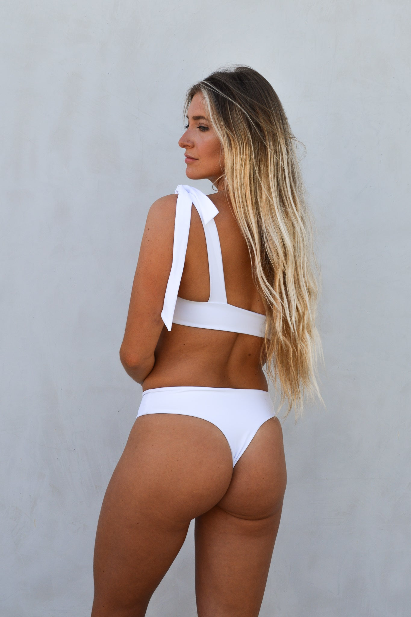 Frida Bottom – Bianco