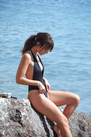 Sofia One Piece in Nero