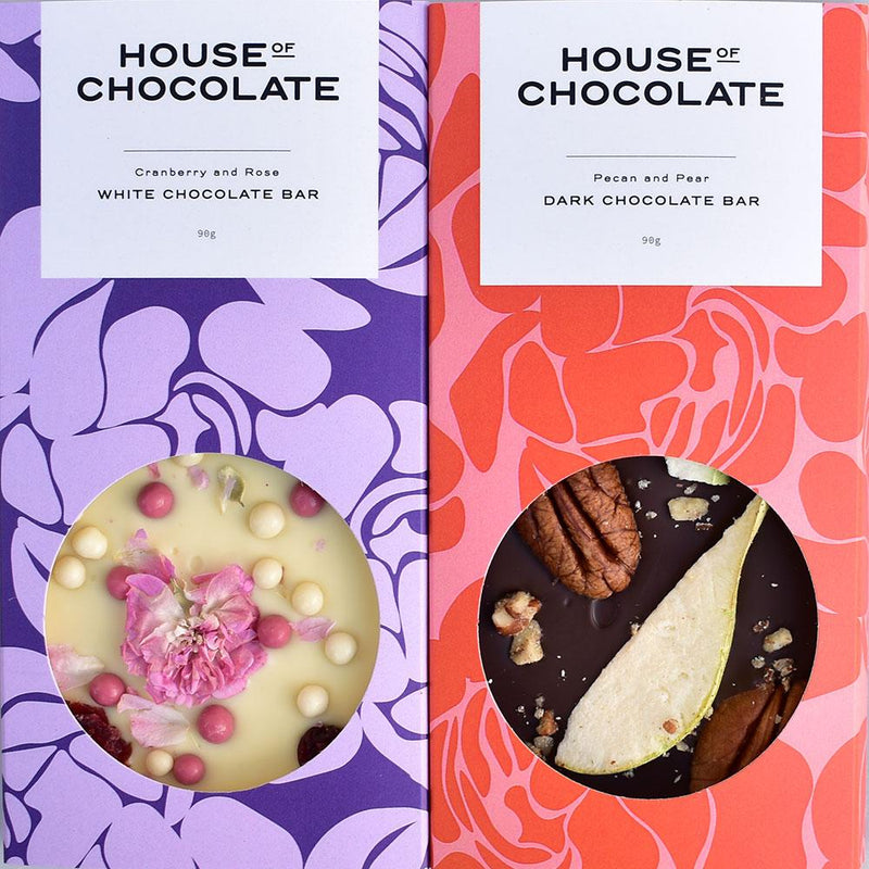 House of Chocolate | Mother's Day Floral Bar Duo