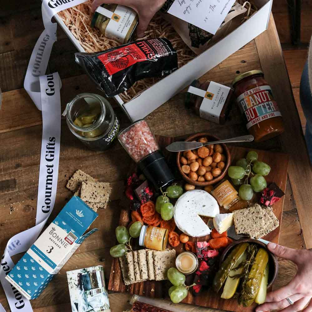 Antipasto Entertainer Deluxe Gift Box