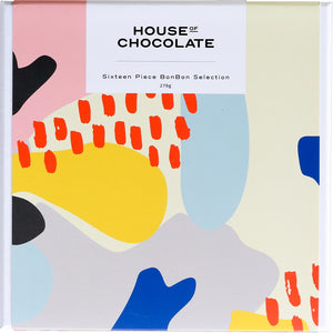 House of Chocolate BonBon Selection | 16PC Box