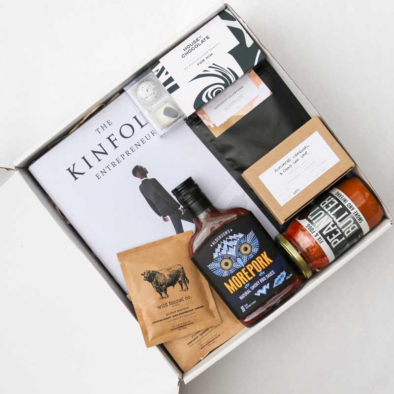 The Blokes Luxe Gift Box