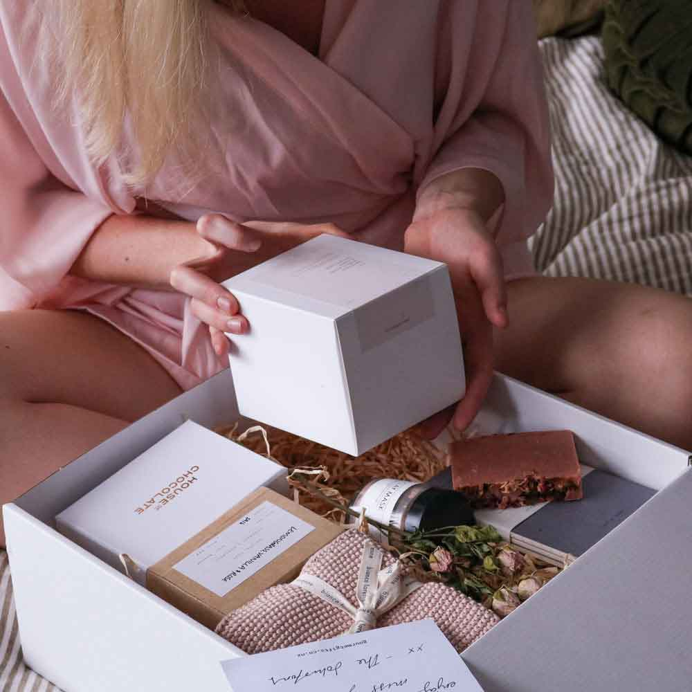 Woman Of The Hour Luxe Gift Box
