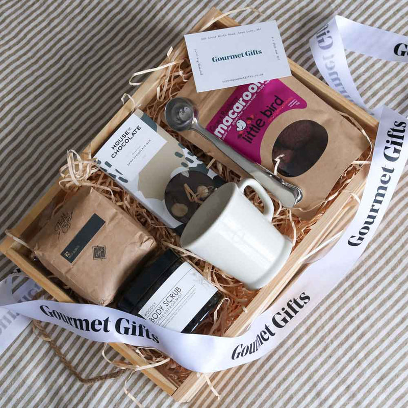 Coffee Break Deluxe Crate