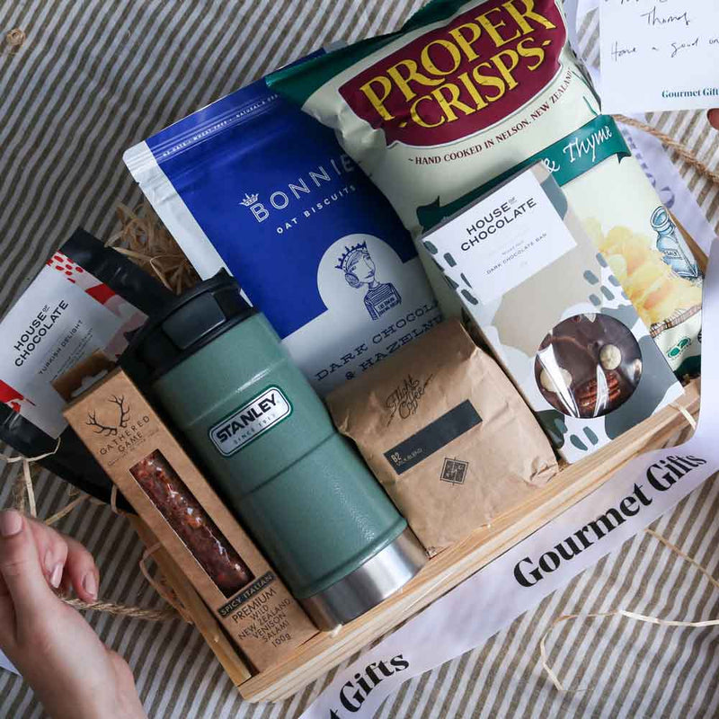 The Happy Camper Gift Crate