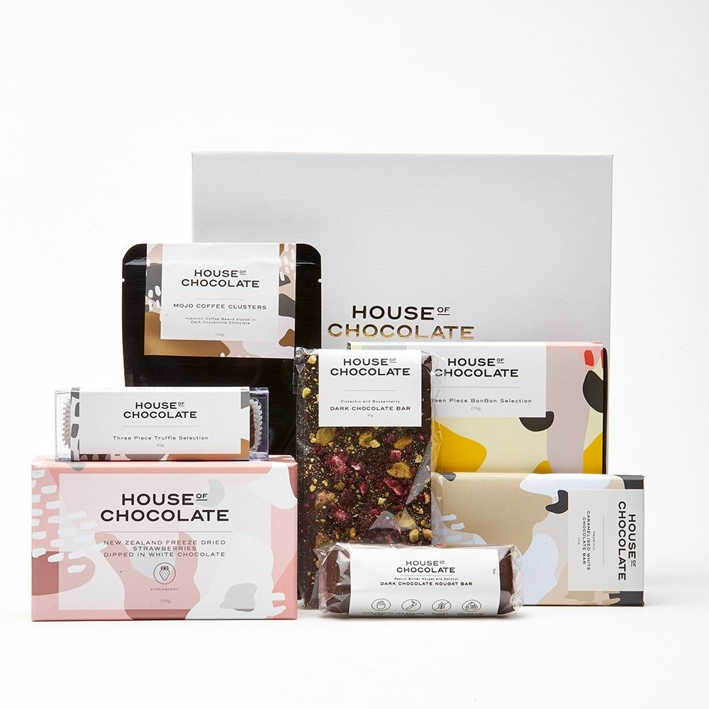 House of Chocolate Supreme Gift Box