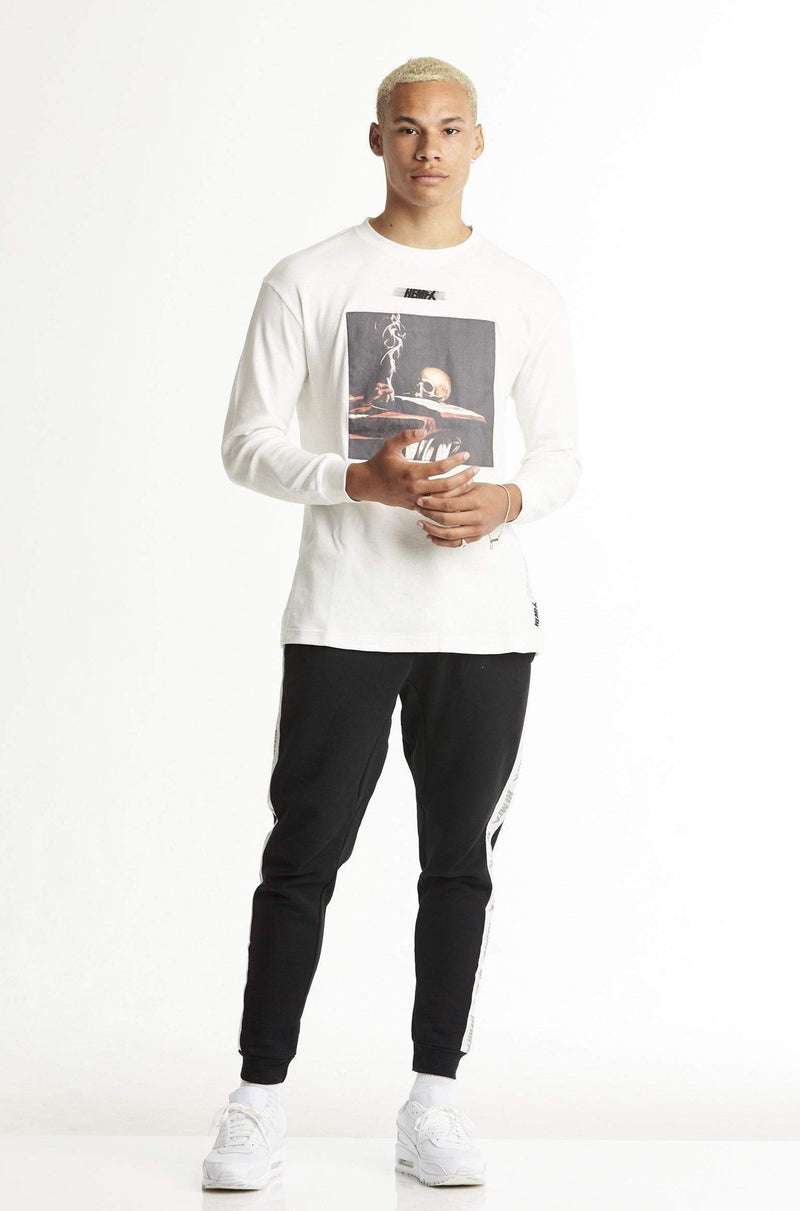 Hempx® Joint Tee L/S White