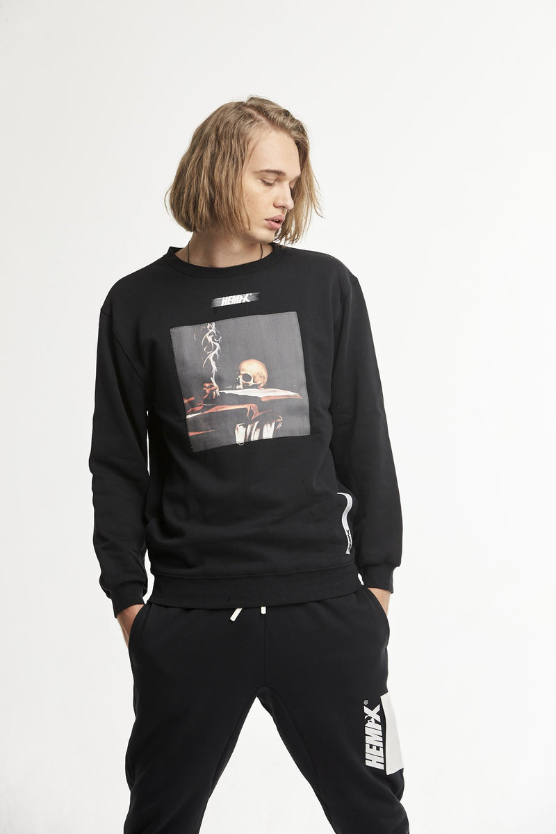Hempx® Joint Sweatshirt Black