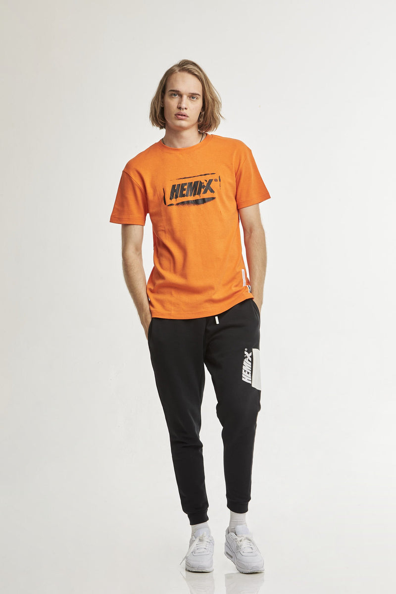 Hempx® Spray Tee Orange