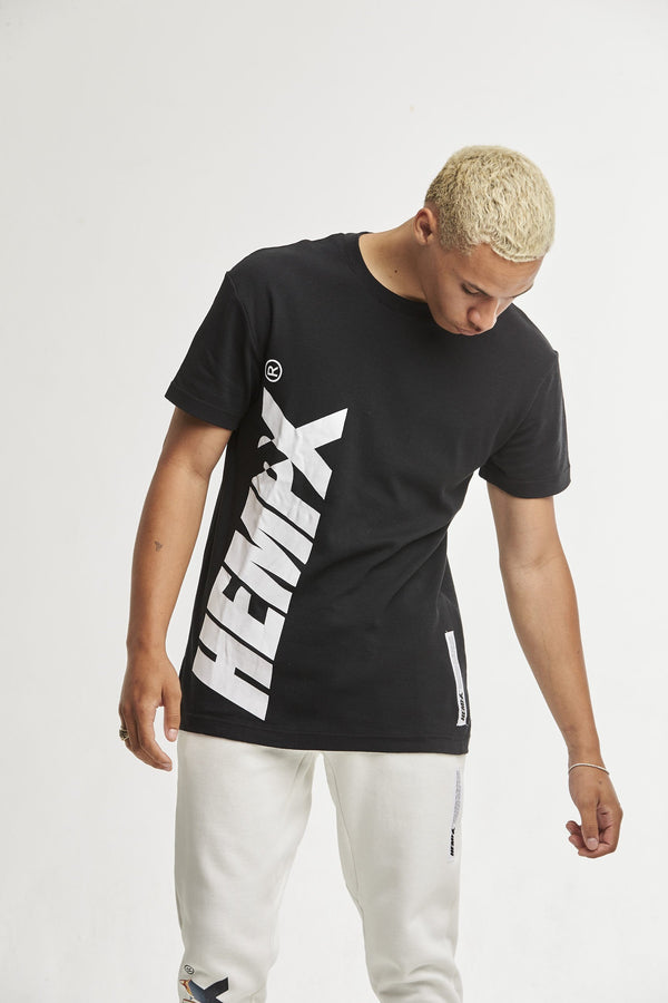 Hempx® Flagship Loud Tee Black