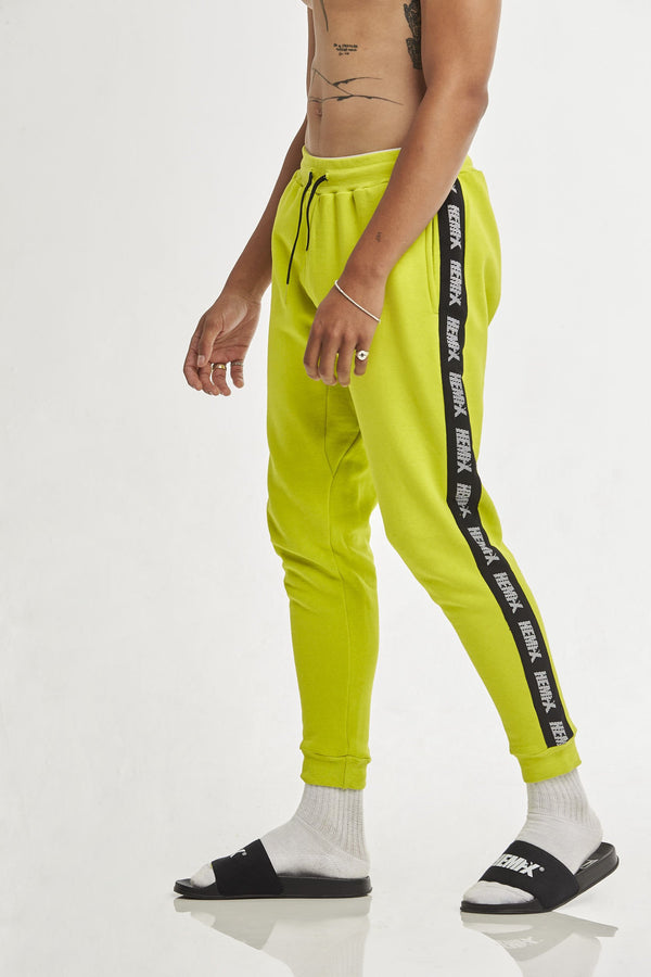 Hempx® WorldWide Track Pants Green