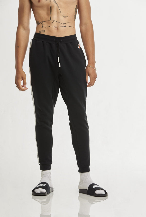 Hempx® WorldWide Track Pants Black