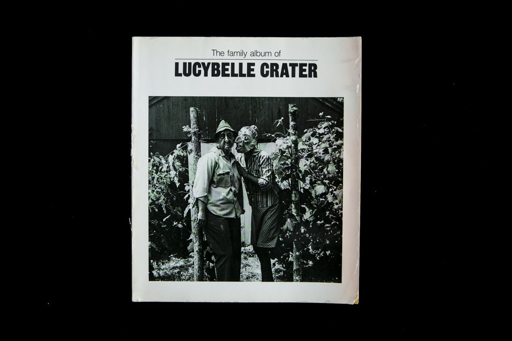 the family album of lucybelle crater
