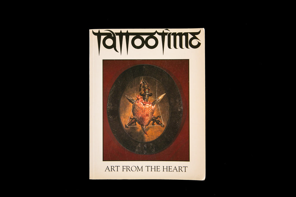 tattootime: art from the heart