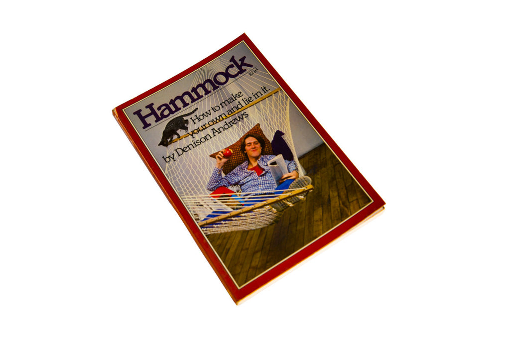Hammock: How To Make Your Own and Lie in It