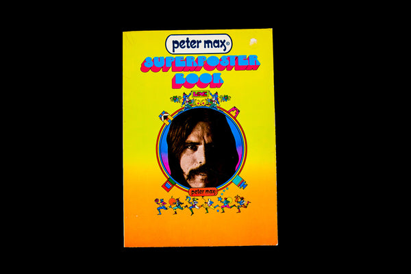 the peter max superposter book