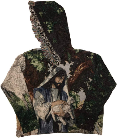 Worship95 Worship Baby Lamb Hooded Sweatshirt