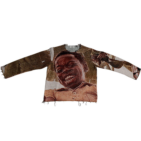 Feelings City of God Sweater