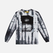 LOSTSIGNAL LWA TIE-DYE LONG SLEEVE T-SHIRT - TRILL Marketplace