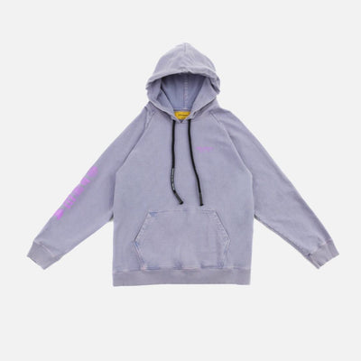 LOST SIGNAL FACILITY PURPLE HOODIE - TRILL Marketplace