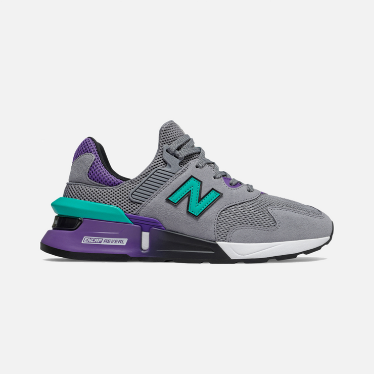 NEW BALANCE MS997 SPORT GREY/PURPLE - TRILL Marketplace