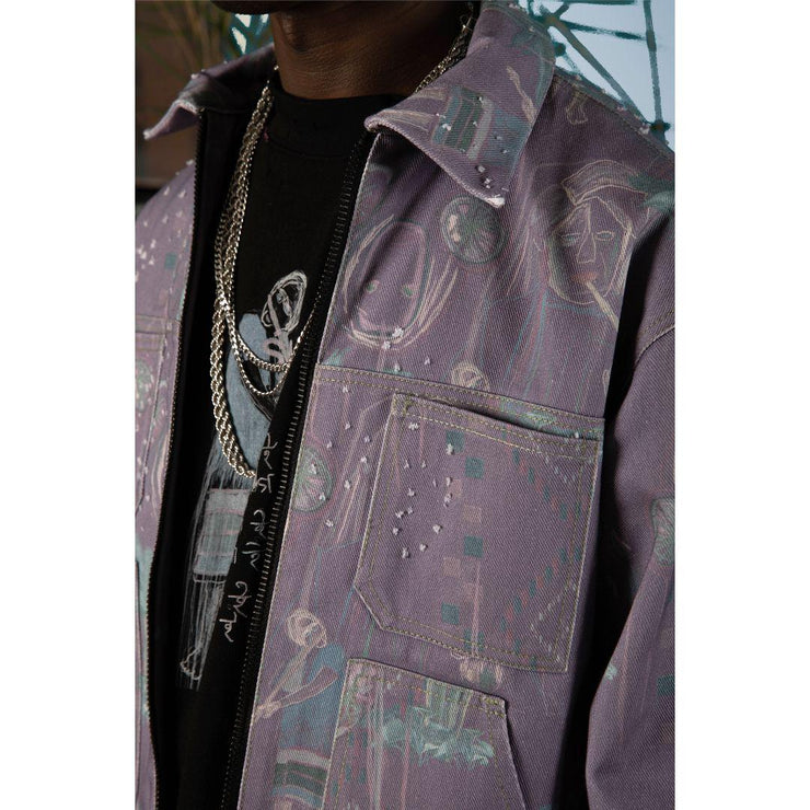 CIPA DENIM JACKET - TRILL Marketplace