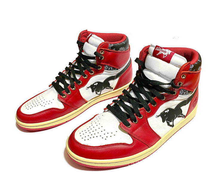 "Air Stampede ""Chicago Bull"" - TRILL Marketplace"