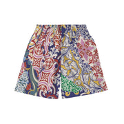 Sun Collage Shorts - TRILL Marketplace