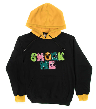 Smock Me Chenille Hoodie - TRILL Marketplace
