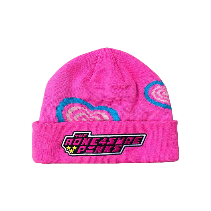 PowerPuff Girls Beanie - TRILL Marketplace