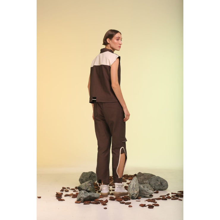 BROWN PANTS - TRILL Marketplace
