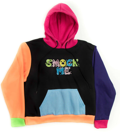 Smock Me Multi Color Hoodie - TRILL Marketplace
