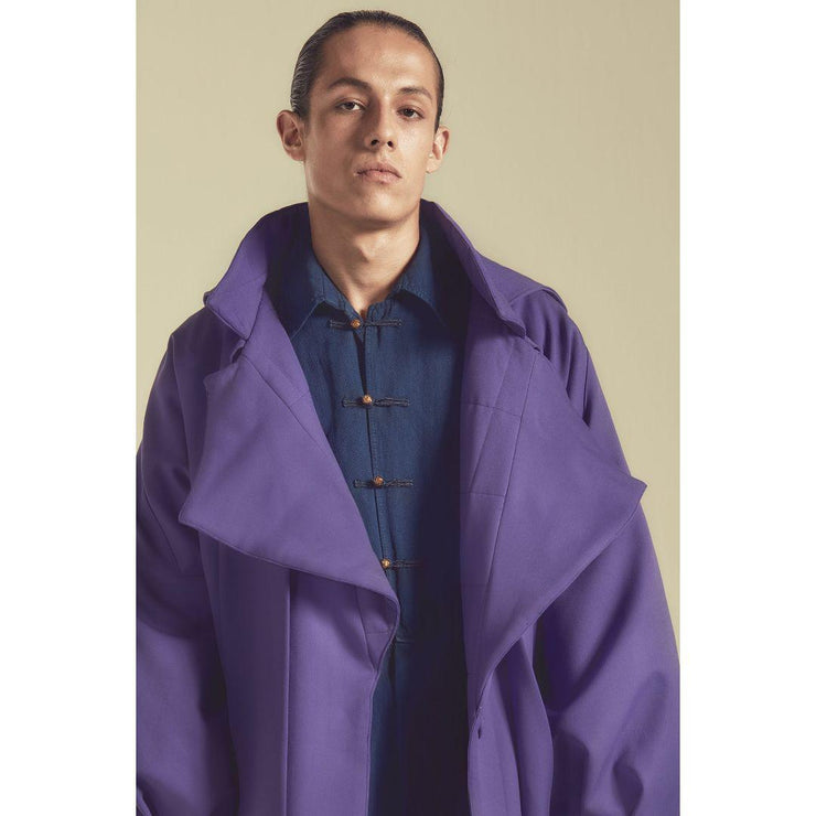 Genderless Long Puffer - TRILL Marketplace