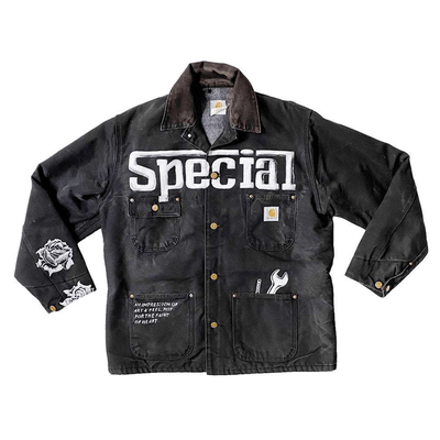 MECHANICS JACKET