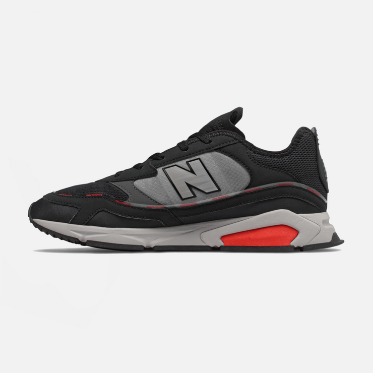 NEW BALANCE LIFESTYLE X-RACER BLACK SNEAKER