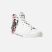 "PHILIPP PLEIN ""KORO FIVE"" HI-TOP SNEAKERS - TRILL Marketplace"
