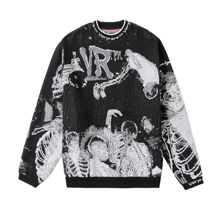 Death Crowd Knit - TRILL Marketplace