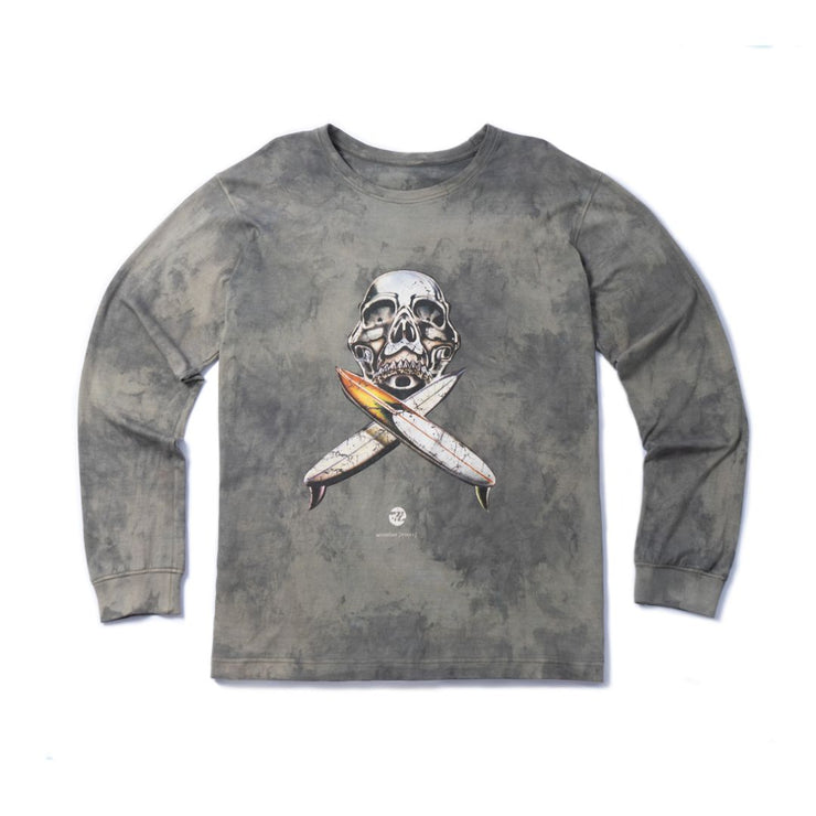 War Zone Longsleeve Tee - TRILL Marketplace