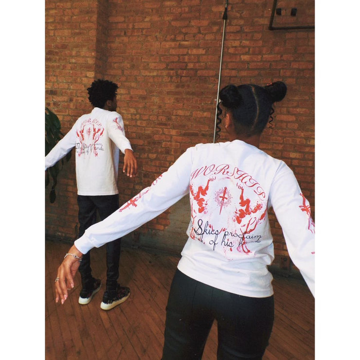 WINTER GAMES LONG SLEEVE T-SHIRT - TRILL Marketplace