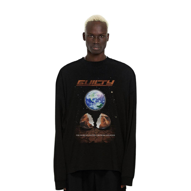 Planet Long Sleeve - TRILL Marketplace