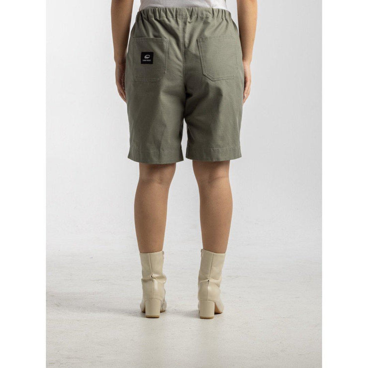 Drawstring Shorts [Olive] - TRILL Marketplace