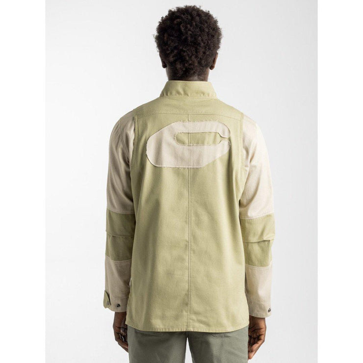 Work Jacket [Sage] - TRILL Marketplace