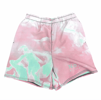 Heaven or Hell Shorts - Pink