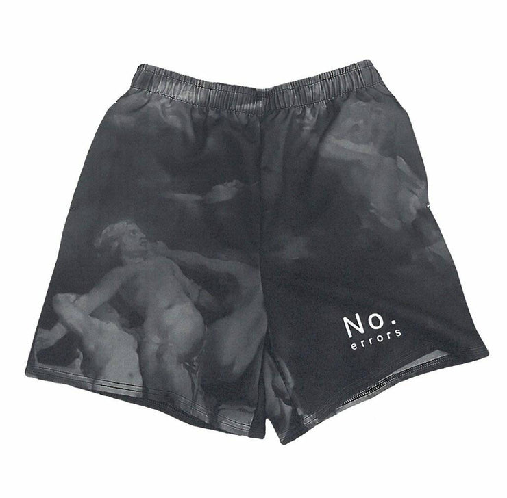 Heaven or Hell Shorts - Black - TRILL Marketplace